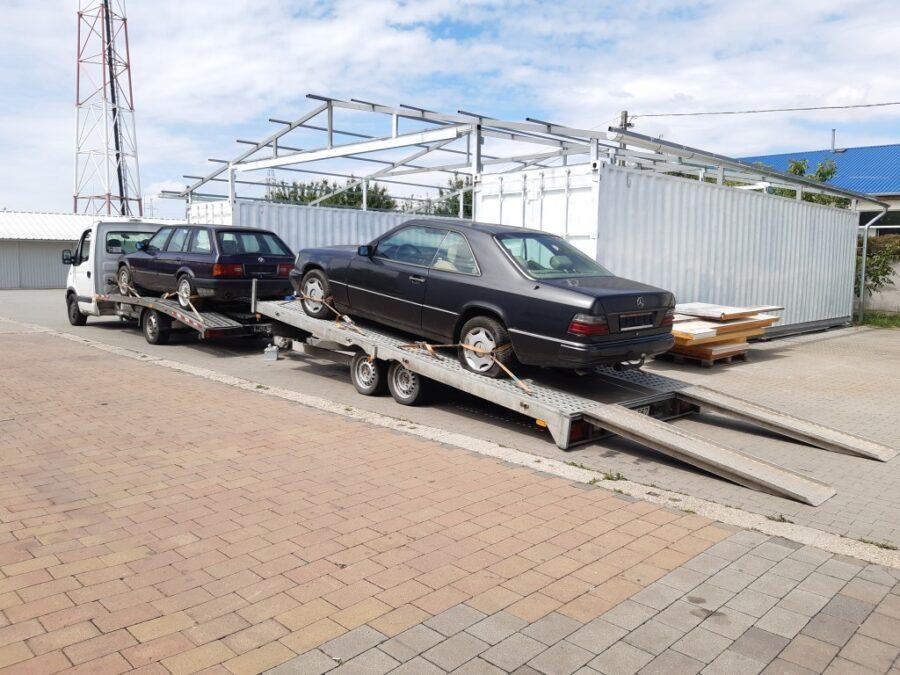 Autószállítás olcsón, még olcsóbban, törzsügyfeleink számára